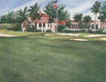 Seminole -18th hole
